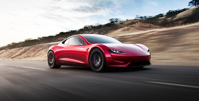 Tesla Roadster ile 0'dan 100 km/s hıza 1,9 saniyede çıkmak nasıl bir duygu?