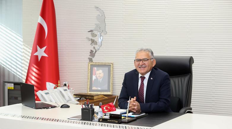 Başkan Memduh Büyükkılıç'tan ''Gaziler günü''mesajı