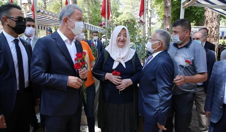 Büyükkılıç '' Bayramda hizmetlerimiz sıkıntı yaşanmadan sürüyor
