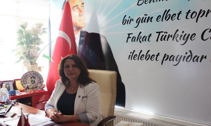 CHP Kayseri il başkanı Ümit Özer'den gaziler günü mesajı
