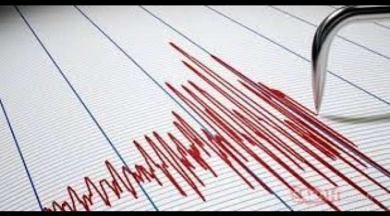 Elazığ'da 5,3 büyüklüğünde şiddetli deprem meydana geldi