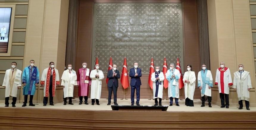 ERÜ, YÖK- Anadolu Projesi'nde