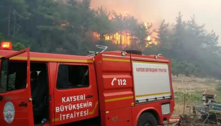 Kayseri Büyükşehir'e yurdun dört bir yanından Teşekkür belgesi