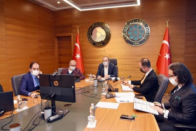 Kayseri Ticaret Odası (KTO), yılın son Meclis Toplantısını yaptı
