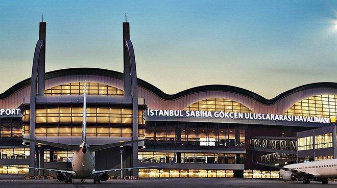 Sabiha Gökçen Havalimanı'na cami yapılacak